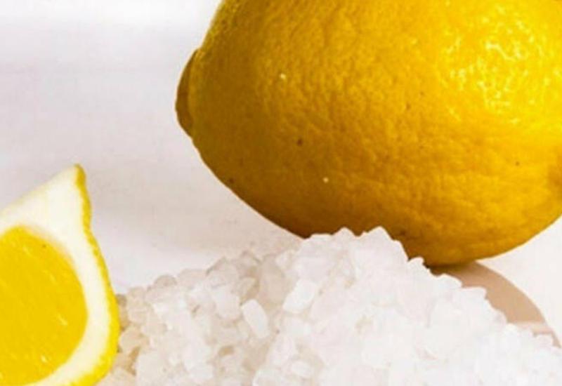 Limon duzu NƏDİR? - İnanılmaz faydaları olan vasitə