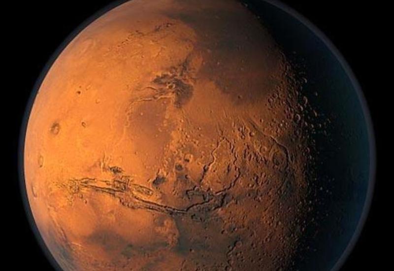 Mars meteoritində azotun izləri tapılıb