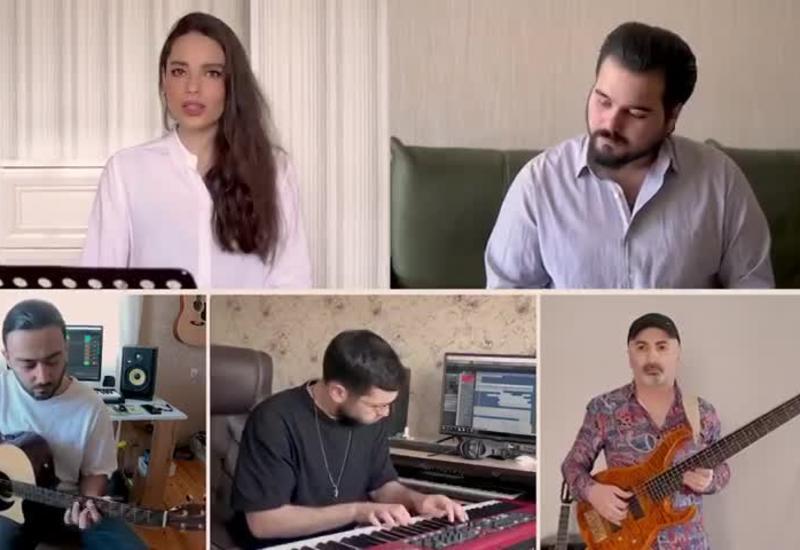 Азербайджанцы исполнили Оду – воззвание во Вселенную