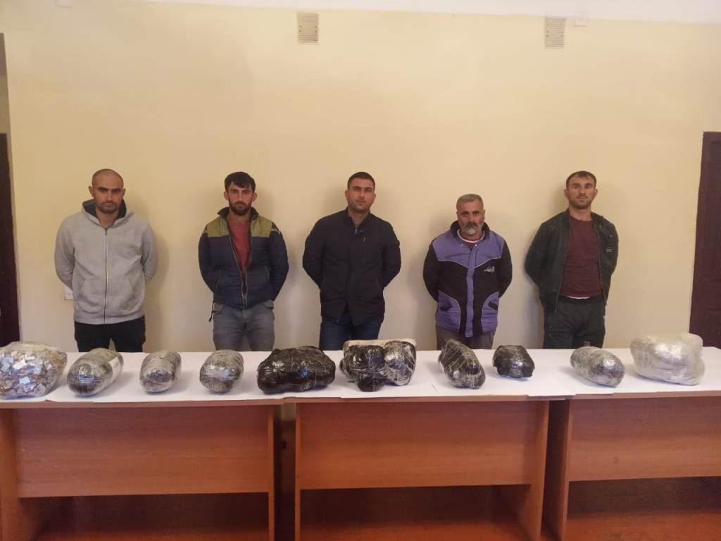 DSX: İrandan Azərbaycana külli miqdarda narkotik gətirilməsinin qarşısı alındı