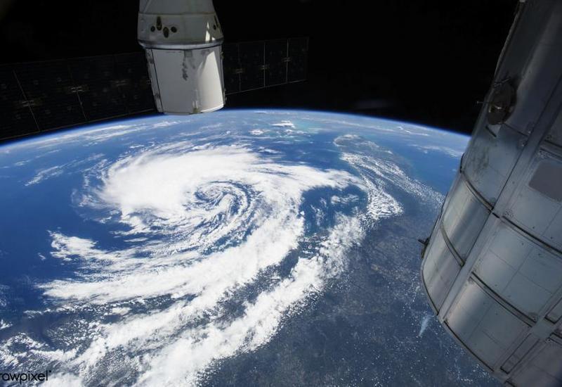 Катастрофу глобального масштаба показали из космоса