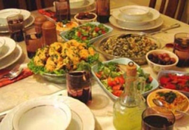 Ramazan ayında yemək və içməkləri tənzimləmək üçün 5 məsləhət