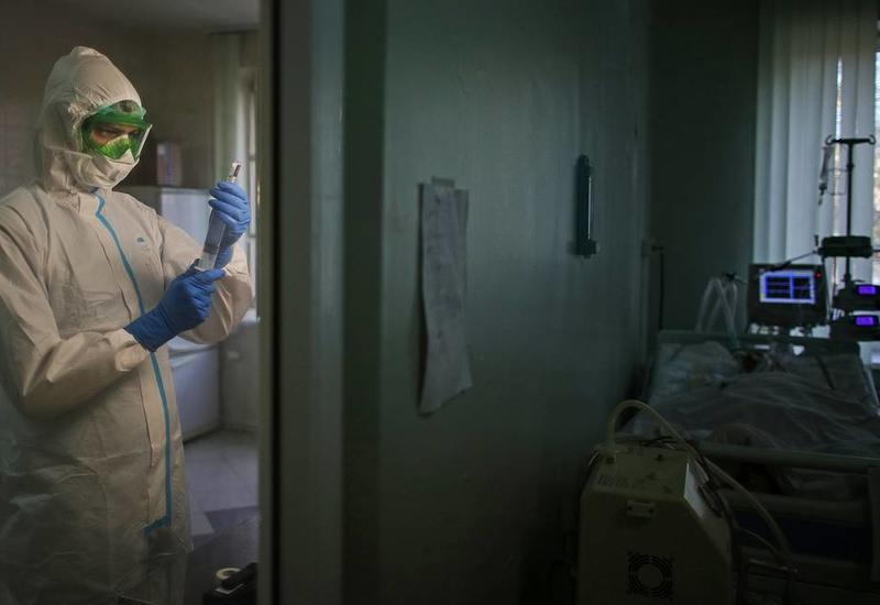 В России за неделю больше 50 тыс. человек заразились коронавирусом