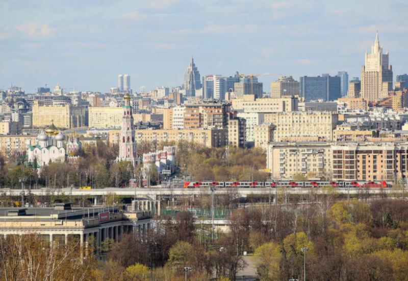 В Москве установлен погодный рекорд и желтый уровень опасности