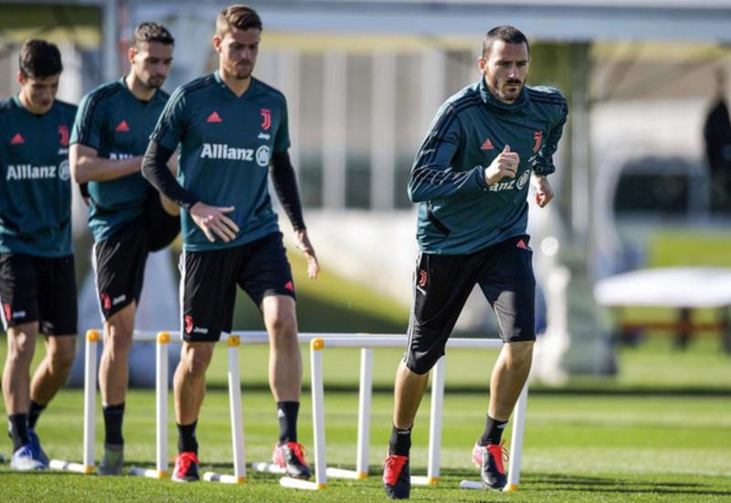 Власти Италии разрешили футболистам начать тренироваться на базах с 4 мая