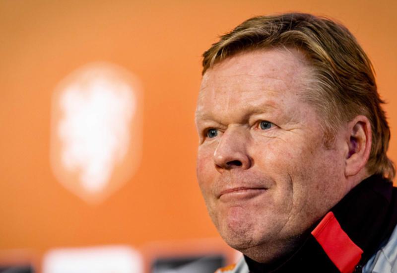 Тренер сборной Нидерландов угодил в больницу