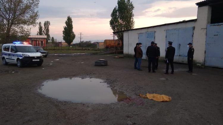 В результате несчастного случая в Лянкяране погиб человек