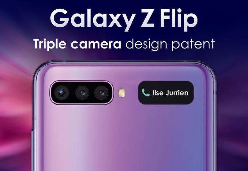 Стало известно, каким будет новый Samsung Galaxy Z Flip
