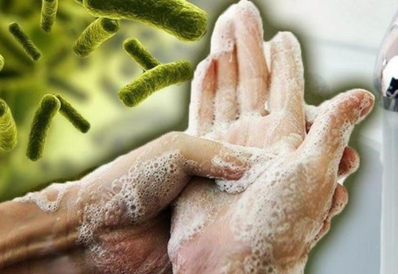 Koronavirus əllərdən də keçə bilər
