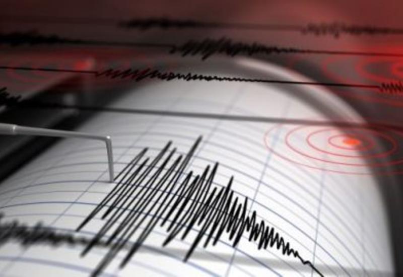 В Азербайджане произошло землетрясение магнитудой 4,3