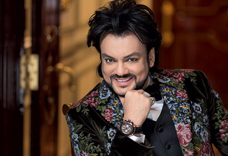 Филипп Киркоров назвал народного артиста Азербайджана братом-близнецом