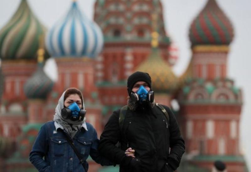 В России за сутки выявили 5 635 заразившихся коронавирусом