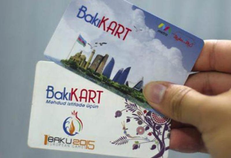 Avtobus kartlarına onlayn ödəmə mümkün olacaq