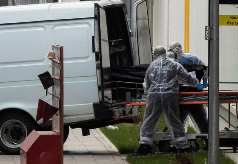 В Москве от коронавируса скончались 35 человек