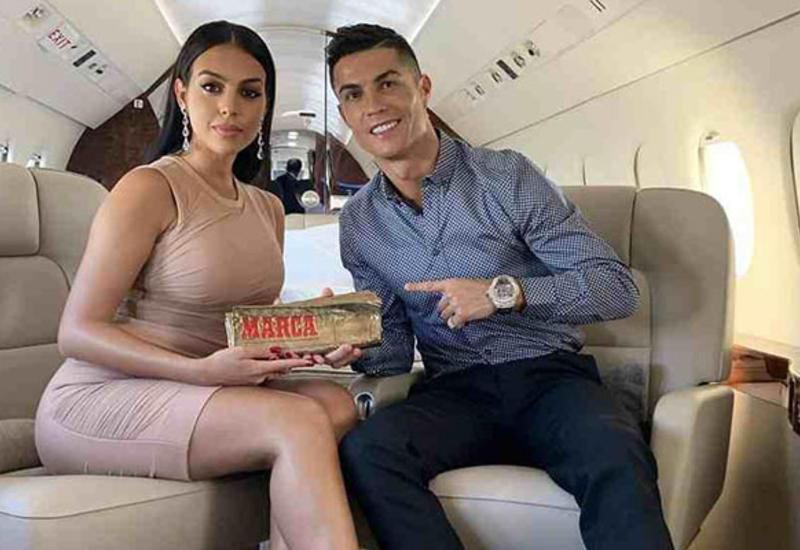 Ronaldo İtaliyaya qayıtdı