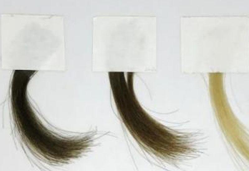 Saçlara daha az zərər verən, melanin saç boyası