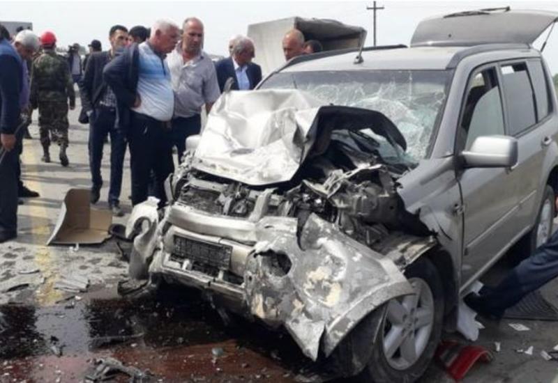 DİN Kürdəmirdə 6 nəfərin öldüyü qəza ilə bağlı məlumat yayıb
