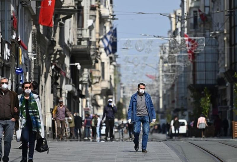 Власти Турции заявили, что страна прошла первый этап борьбы с коронавирусом