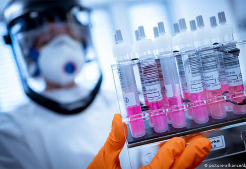В Германии за сутки выявили около десяти тысяч случаев COVID-19