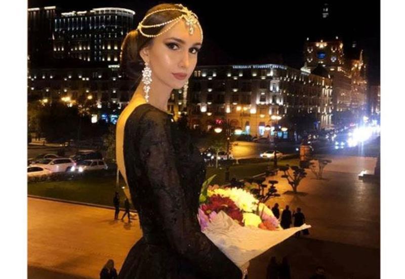 Молодая певица из Москвы поддержала азербайджанцев