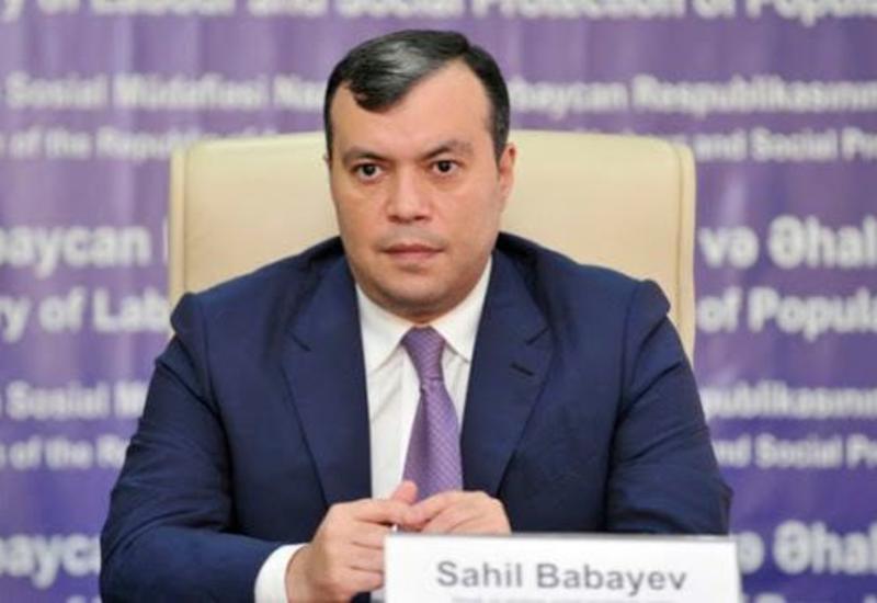 Сахиль Бабаев: Фонд заработной платы в стране вырос на 8% в этом году