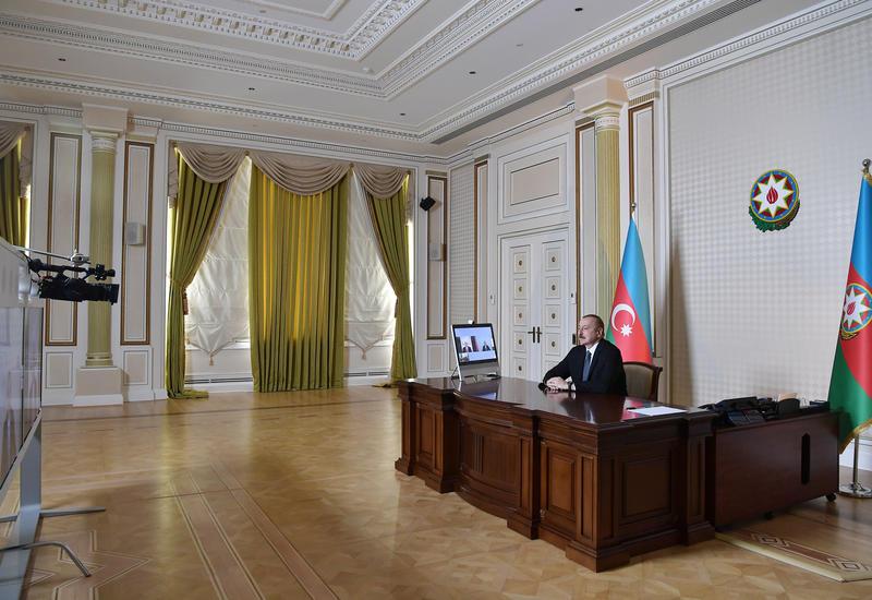 Prezident İlham Əliyev: İdmanla məşğul olun, özü də müntəzəm surətdə