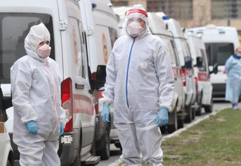 В Москве скончался еще 51 пациент с коронавирусом
