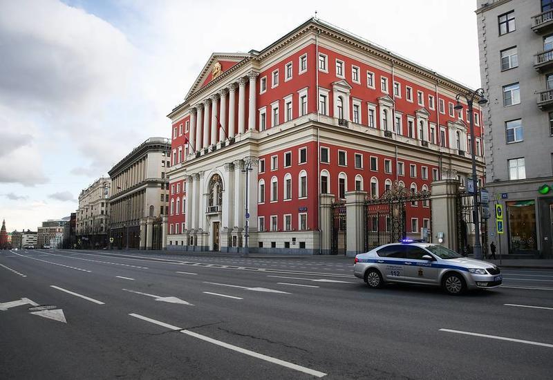 Режим самоизоляции в Москве продлили до 31 мая