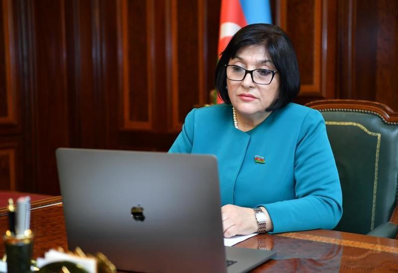 Sahibə Qafarova: Azərbaycan Böyük Vətən Müharibəsində Qələbənin qazanılmasına ciddi töhfə verib