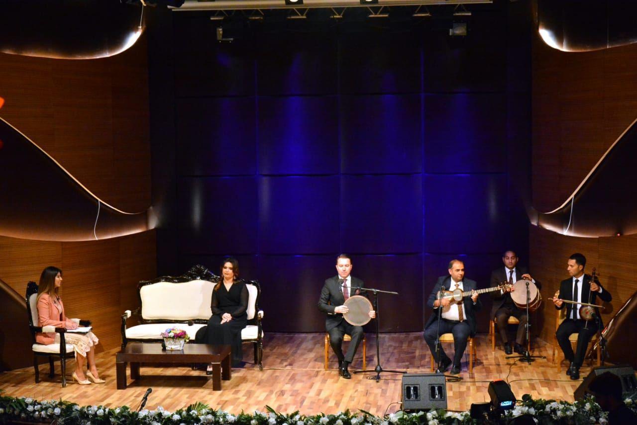 Beynəlxalq Muğam Mərkəzindən Xalq artisti Əlibaba Məmmədova həsr olunmuş konsertlər davam edir
