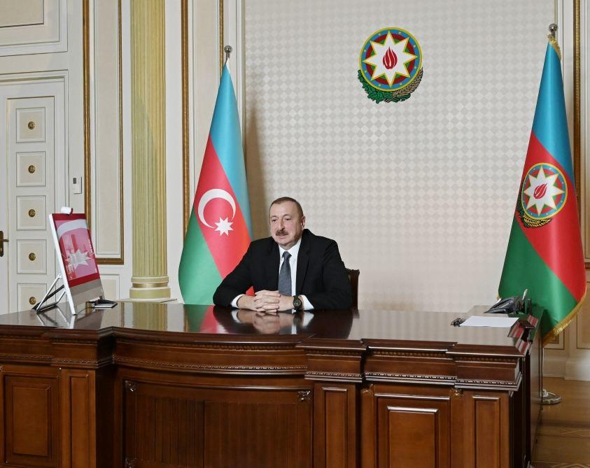 Prezident İlham Əliyev: Sovet döyüşçülərinin abidələrinə hücumlar nifrətə layiqdir