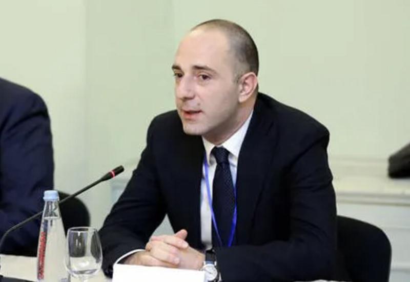 Замглавы МИД Грузии подал в отставку