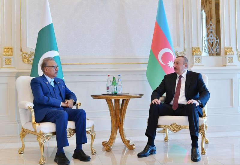Prezident İlham Əliyev və Pakistan Prezidenti Arif Alvi arasında telefon danışığı olub