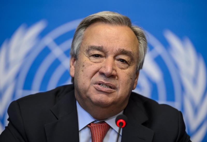 Генсек ООН заговорил о новой холодной войне