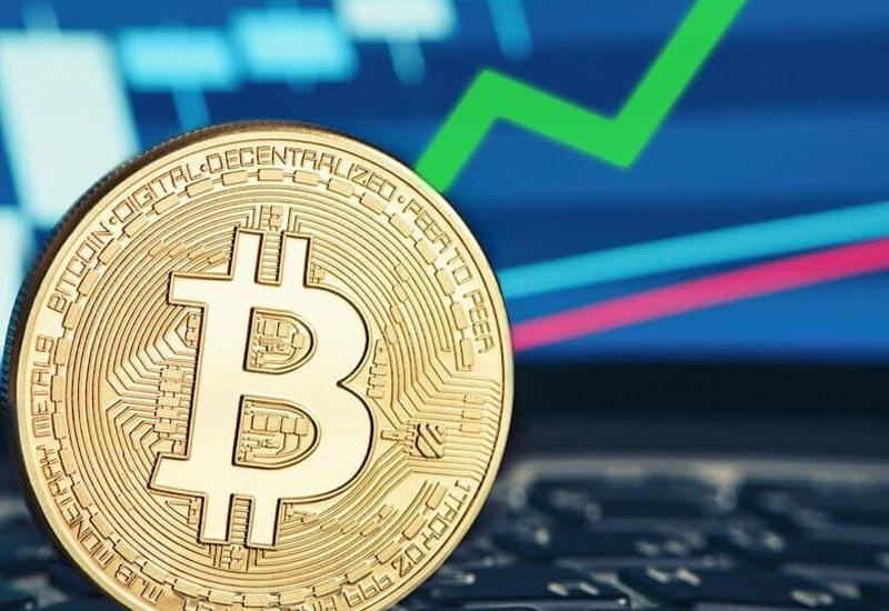 Bitkoinin dəyəri 10 min dolları KEÇDİ