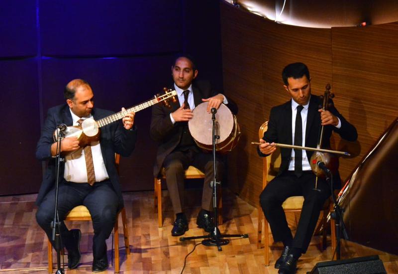 Центр мугама продолжает концерты, посвященные Алибабе Мамедову