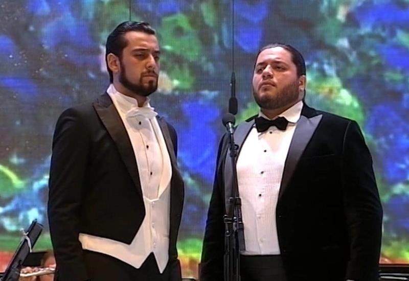 Азербайджанские вокалисты исполнили песню «Темная ночь» к 75-летию Великой Победы