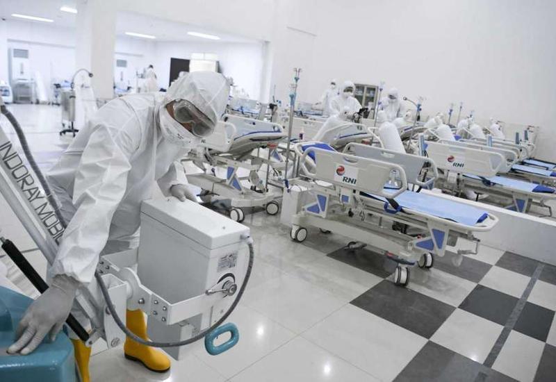Dünyada koronavirusa yoluxanların sayı 87 mindən çox artdı