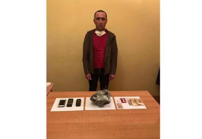 İranla sərhəddə insident olub, narkotik alverçiləri saxlanılıb