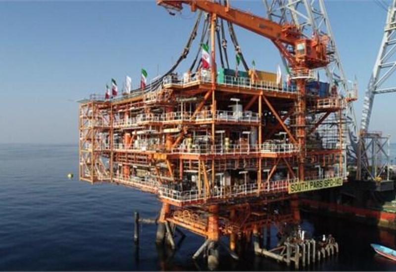 Начата разработка 11-й фазы иранского газового месторождения Южный Парс