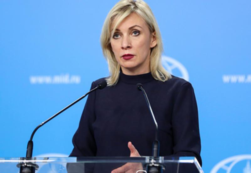 Захарова возмутилась заявлением Белого дома о победе США над нацизмом