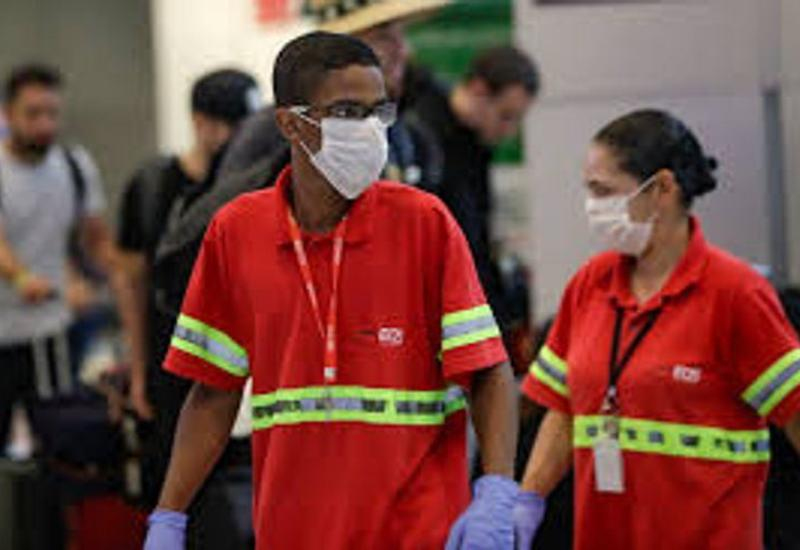 Braziliyada koronavirusdan ölənlərin sayı 10 mini ötüb