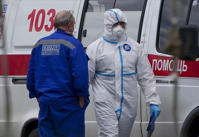 Rusiyada daha 11 min 12 nəfər koronavirusa yoluxdu