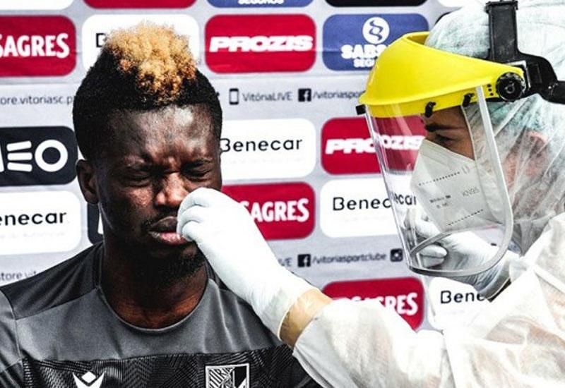 Portuqaliya klubunda koronavirus şoku