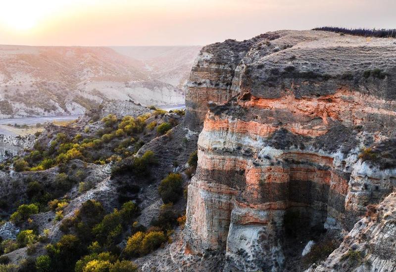 Невероятный пейзаж в Агдаше в объективе Вахида Гасанова