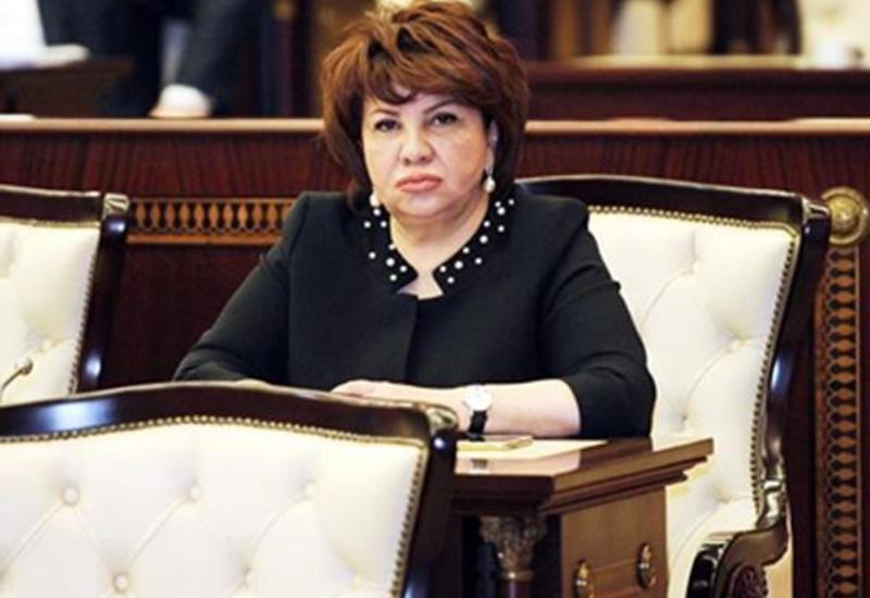 Afət Həsənova: Ermənistanın faşizmi təbliğ etməsi bütün dünya üçün böyük təhlükədir