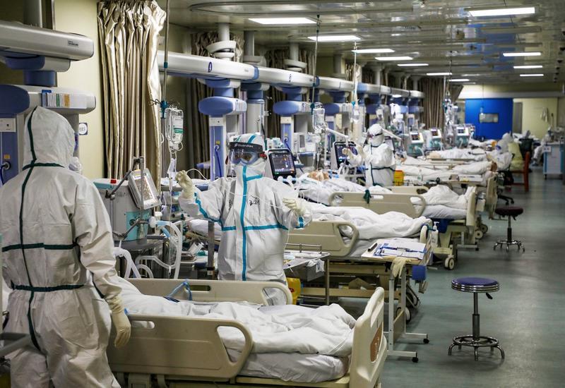 İranda daha 1 683 nəfər koronavirusa yoluxub, 45 nəfər ölüb