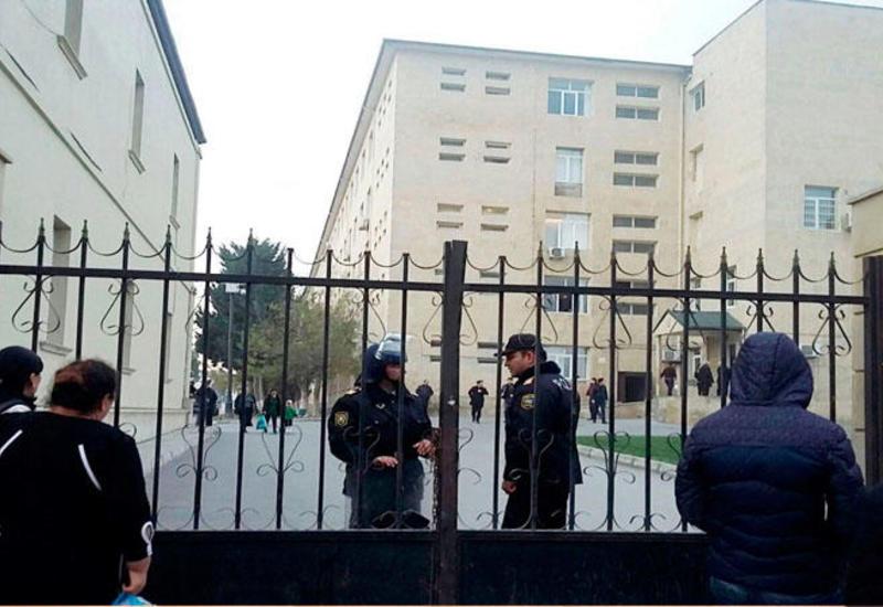 3 saylı şəhər klinik xəstəxanası müvəqqəti bağlandı