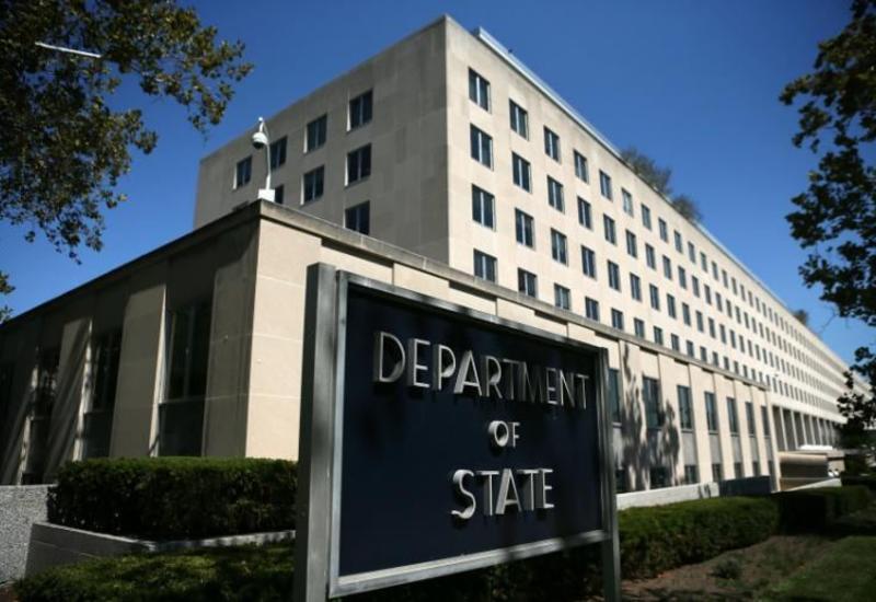 Dövlət Departamenti: ABŞ-ın Dağlıq Qarabağ münaqişəsi üzrə mövqeyi dəyişməyib