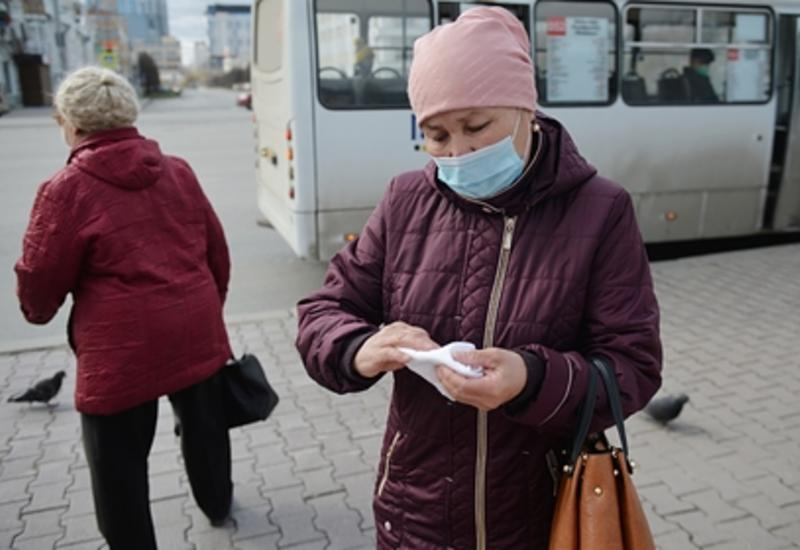 """В Москве начал действовать """"масочный режим"""""""